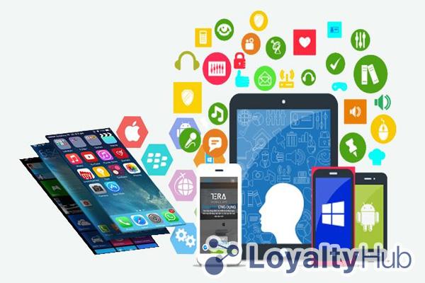 thiết kế digital app