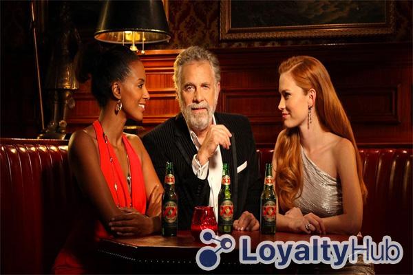 ví dụ marketing về bia