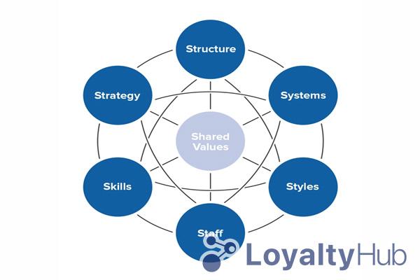 Mô hình quản trị doanh nghiệp 7S của McKinsey