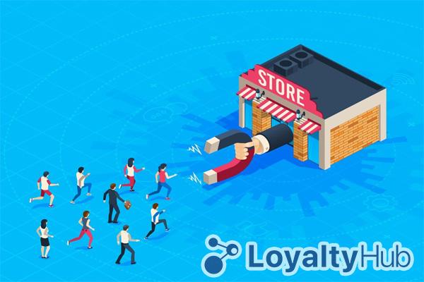 Thu hút khách hàng mới khi thực hiện chương trình Loyalty