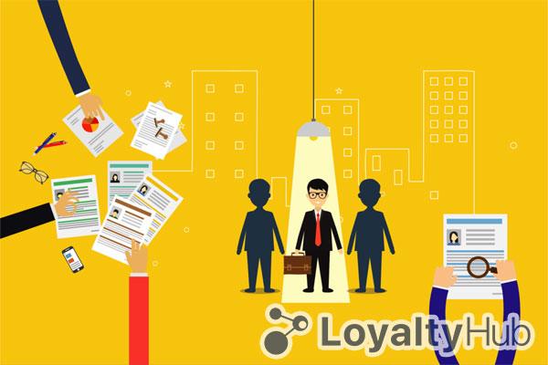 tuyển dụng quy trình quản lý nhân sự