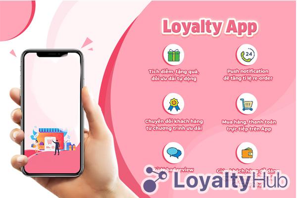 App chăm sóc khách hàng