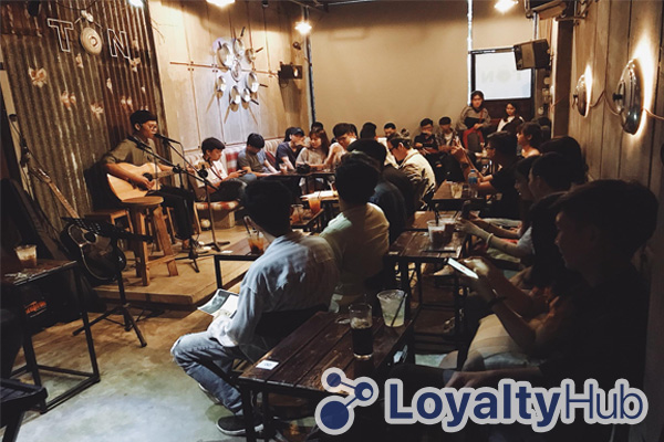 Cách tăng doanh thu quán Cafe - Event