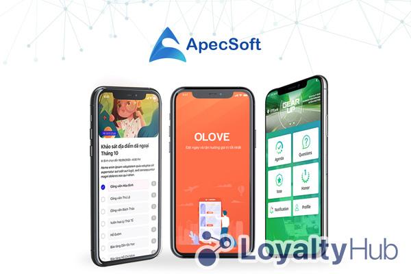 Thiết kế app chăm sóc khách hàng